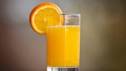 Апельсиновий сік - фото 1