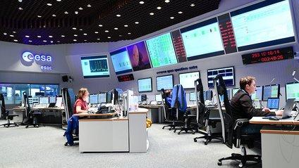 """Спусковий модуль """"ЕкзоМарс"""", за розрахунками вчених, здійснив посадку на Марс - фото 1"""