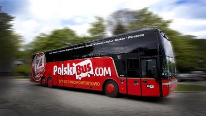 Автобусний оператор PolskiBus - фото 1