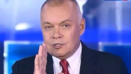 """Путін розкритикував слова Кисельова про """"радіоактивний попіл"""" - фото 1"""