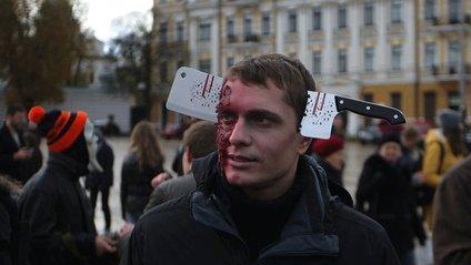 Зомбі-парад у Києві - фото 1