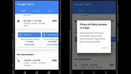 Google запустив сервіс для економії на авіаквитках - фото 1