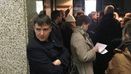 Надія Савченко - фото 1