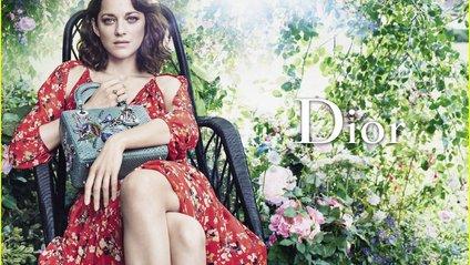 """""""Коханка"""" Пітта знялась для Dior - фото 1"""