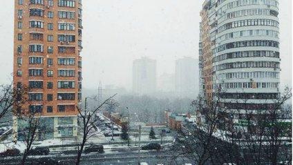 Як Харків замело першим снігом - фото 1