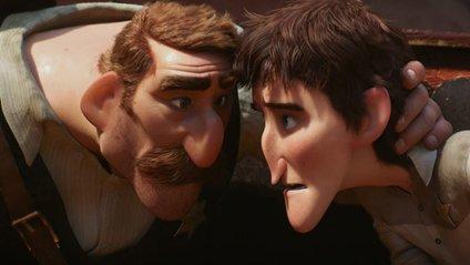 Працівники Pixar показали мультик, який робили неофіційно 5 років - фото 1