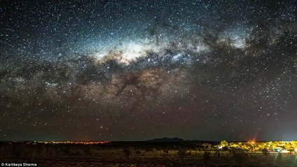 Як виглядають радіохвилі Всесвіту: незвичайне відео - фото 1