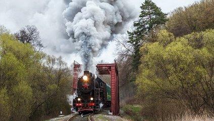 """В """"Укрзалізниці"""" продемонструють історію ретро-поїздів - фото 1"""