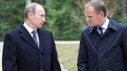 Польща оприлюднила розмову Путіна і Туска в день Смоленської катастрофи - фото 1