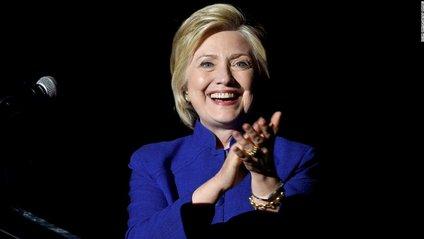 Гілларі Клінтон - фото 1
