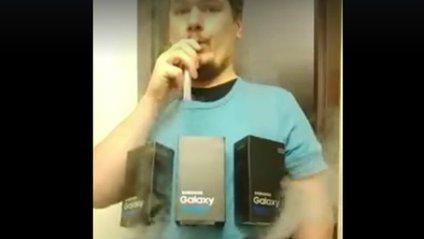 """Користувачів розвеселив """"пояс смертника"""" з Galaxy Note 7 - фото 1"""
