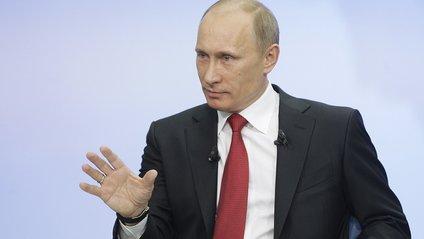 Путіна знову висміяли - фото 1