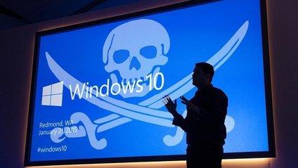Виявилено 45 випадків порушення інтелектуальних прав Microsoft - фото 1