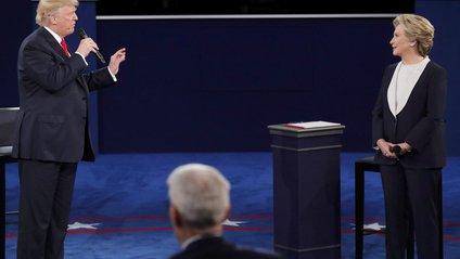 Трамп, Клінтон - фото 1