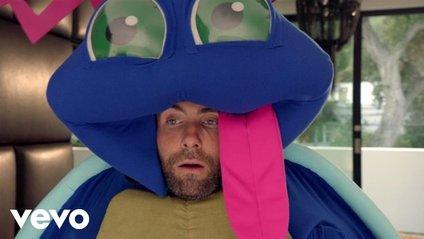 Maroon 5 підкорив мережу кліпом про покемонів - фото 1