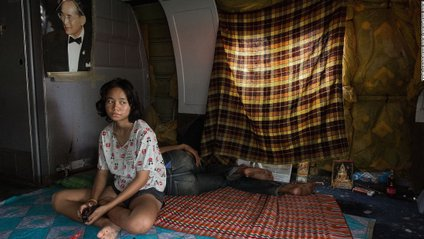 Життя на кладовищі літаків в Таїланді - фото 1