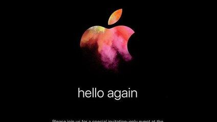 Apple презентує нові гаджети 27 жовтня - фото 1