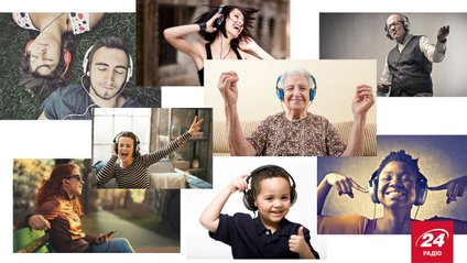 Вибирайте музику для ефіру Радіо 24 - фото 1