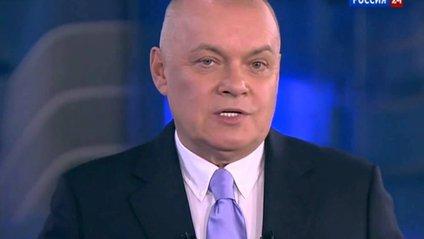 Кисельов вляпався у міжнародний скандал - фото 1