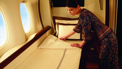 Singapore Airlines - фото 1
