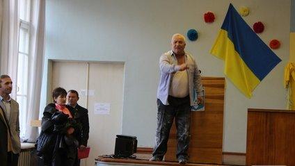 Скандал на Одещині - фото 1