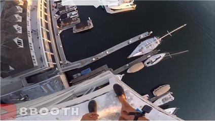 Відео зняте за допомогою двох камер GoPro - фото 1