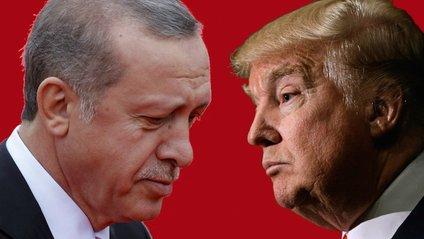 Ердоган поговорив з Трампом - фото 1