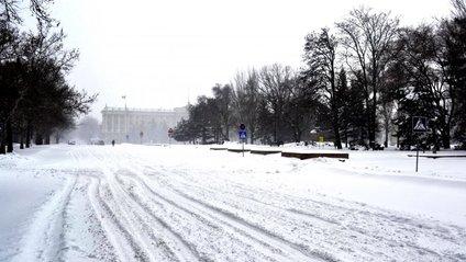 Снігопад - фото 1