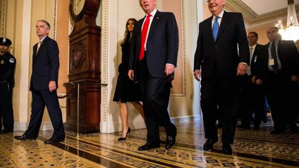 У США вже відшукали причину для відсторонення Трампа - фото 1