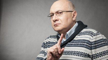 Відомий ведучий покине ефір у разі квот на українську мову - фото 1