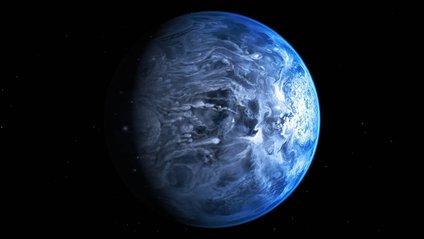 Планета має голубий колір - фото 1