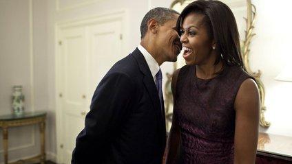 Обама відреагував на можливість Мішель стати презедентом США - фото 1