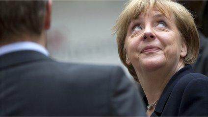 Меркель - фото 1