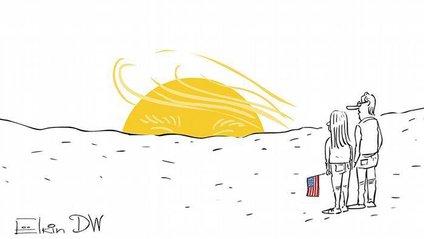 Карикатура - фото 1
