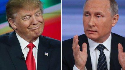 Путін і Трамп (колаж) - фото 1