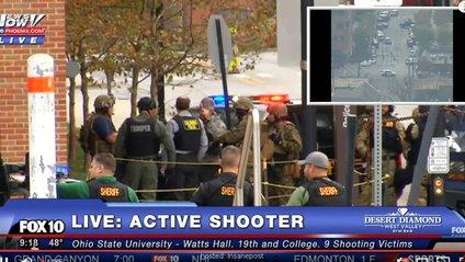 """""""ІД"""" взяла відповідальність криваву стрілянину в Огайо - фото 1"""