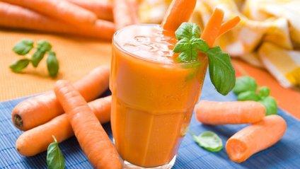 Морквяний сік - фото 1