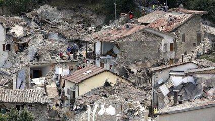 В Італії знову стався землетрус - фото 1