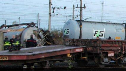 Аварія поїзда - фото 1