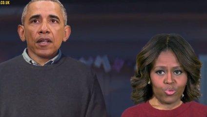Американські політики стали героями популярного різдвяного ролика - фото 1
