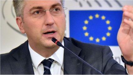 Прем'єр Хорватії озвучив свою позицію щодо безвізу з ЄС для України - фото 1