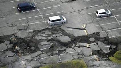 Новий землетрус в Японії - фото 1