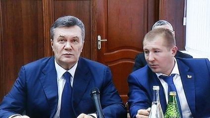Допит Януковича - фото 1