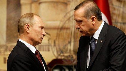 Ердоган і Путін - фото 1