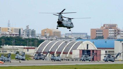 Військова база США - фото 1
