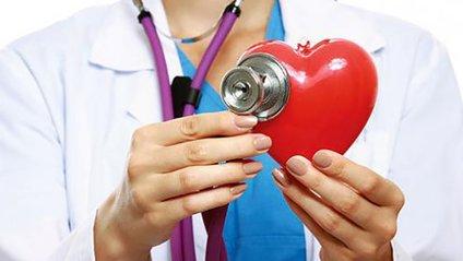 Хвороби серця - фото 1