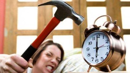 Чому виникає ранкова втома - фото 1