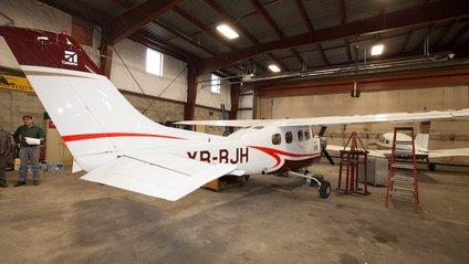 Літак - фото 1