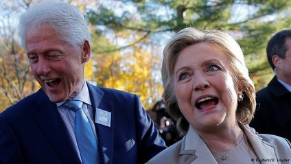 Білл та Гілларі одружені з 1975 року - фото 1
