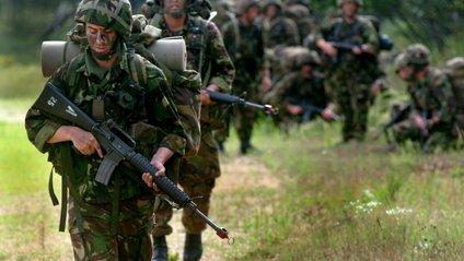Британські солдати - фото 1